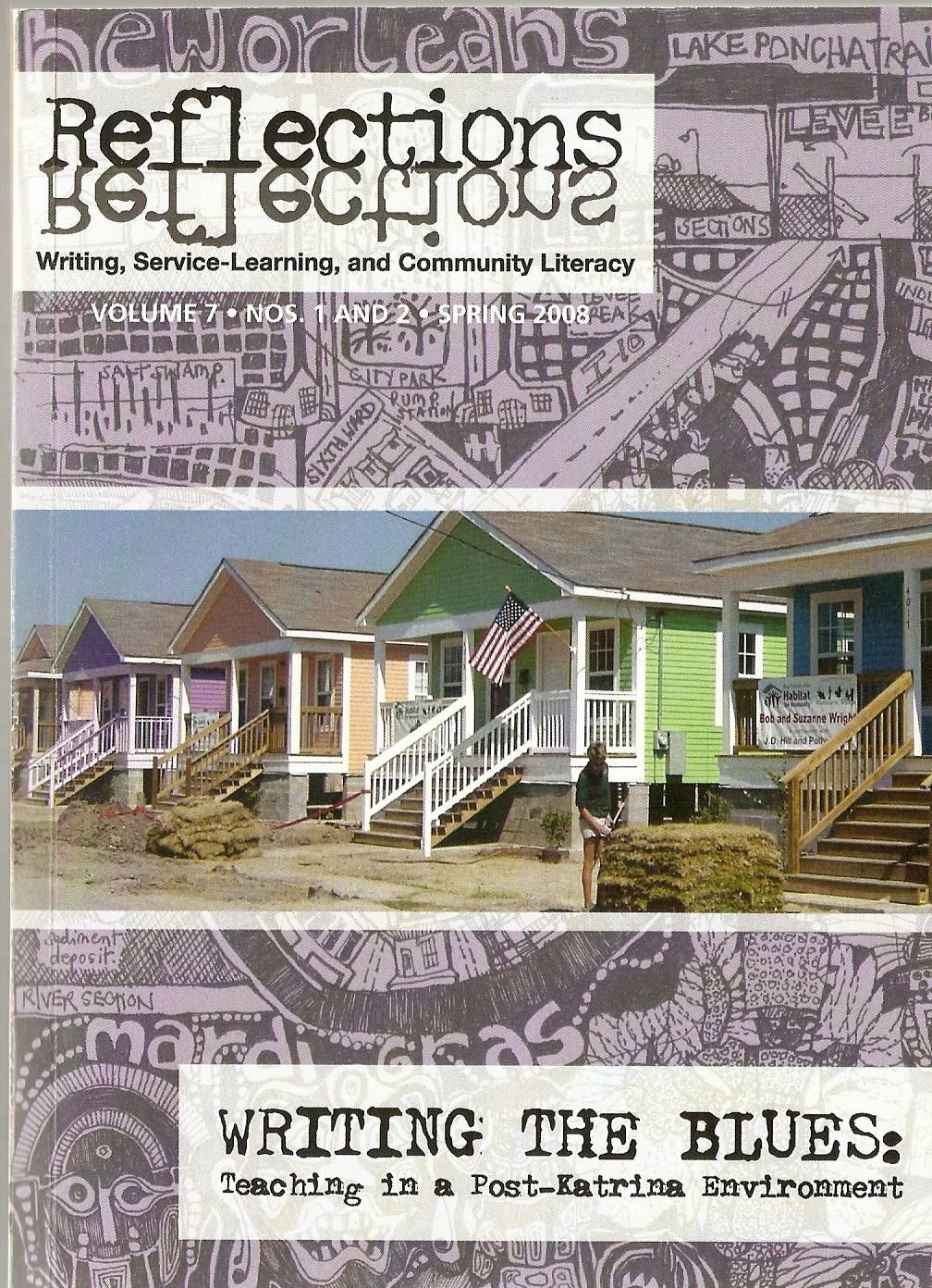 Reflections: Defining Community/Building Theories, Editorial by Steve Parks