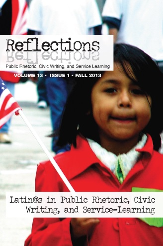 Reflections Volume 13, Number One