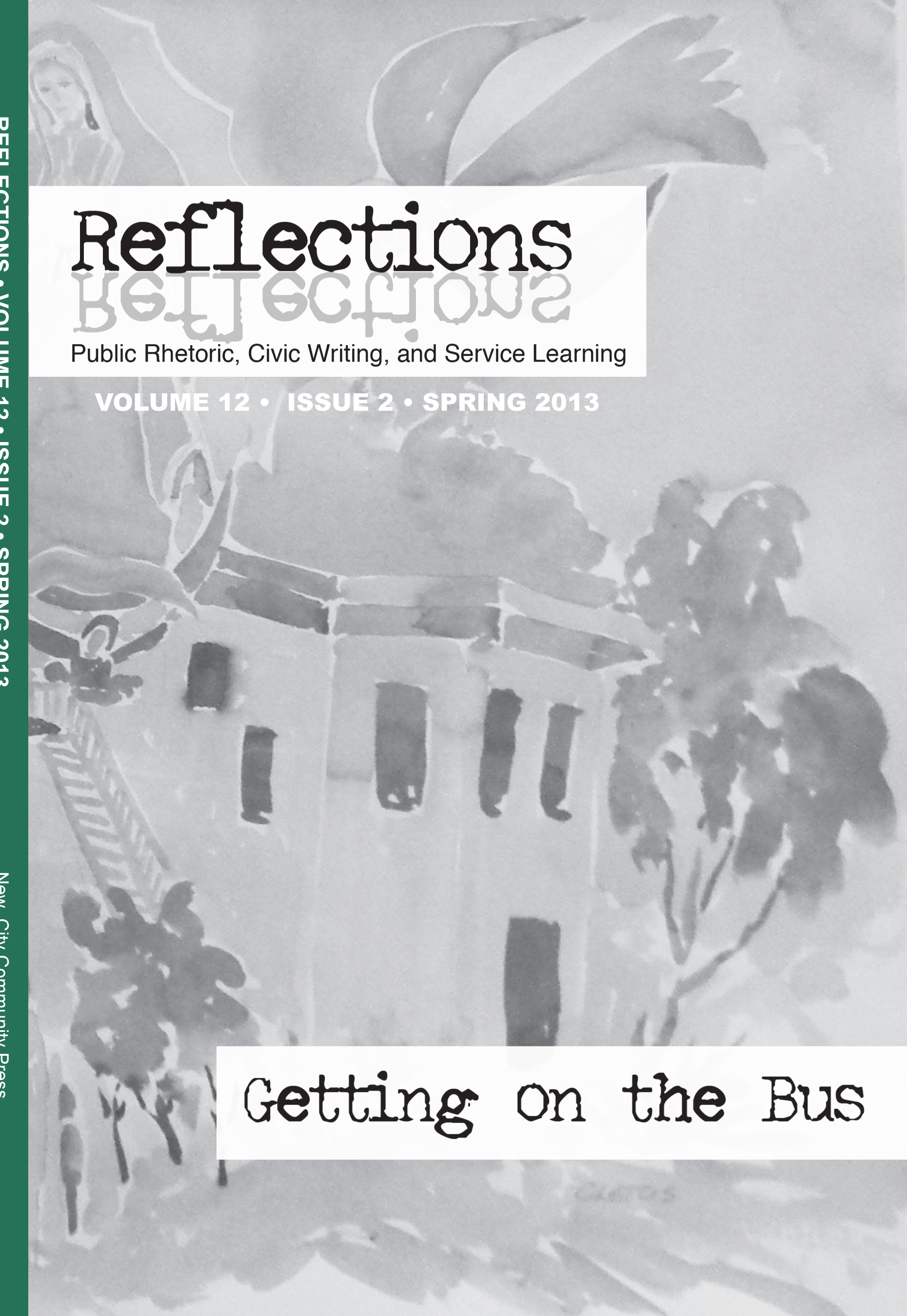 Reflections Volume 12, Number Two