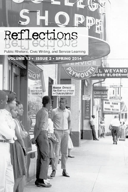 Reflections Volume 13, Number Two